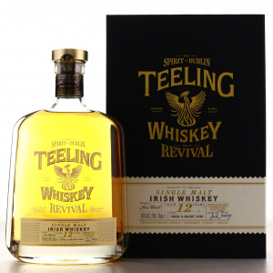 Teeling Whiskey 12 Year Old The Revival Volume 5 / Cognac & Brandy Finish
