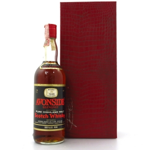 Avonside 1938 Gordon and MacPhail 39 Year Old / Pinerolo Import