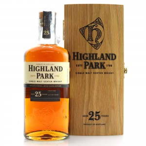 Highland Park 25 Year Old / 45.7%