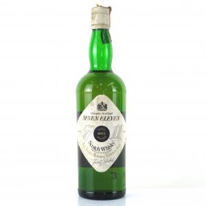 Seven Eleven Scotch Whisky 1970s