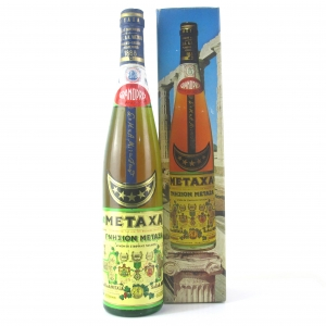 Metaxa 5-Star Greek Brandy 1960s