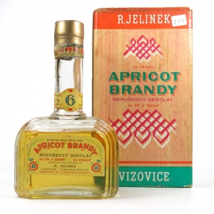 R. Jelinek 6 Year Old Apricot Brandy