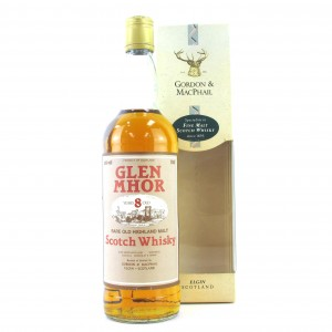 Glen Mhor 8 Year Old Gordon and MacPhail