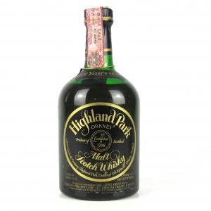 Highland Park 1958 18 Year Old / Ferraretto