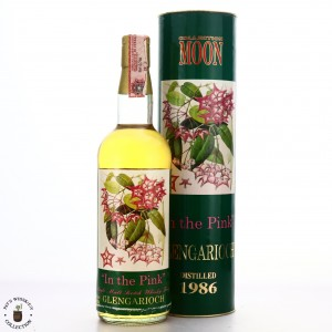 Glen Garioch 1986 Moon Import Cask #1692 / In the Pink