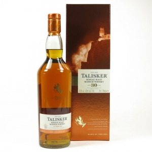 Talisker 30 Year Old 2012 Release Front