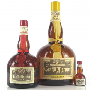 Grand Marnier Selection x 3 / Including Cordon Jaune 2 Litre