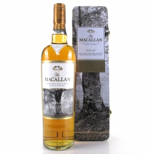 Macallan Gold Limited Edition