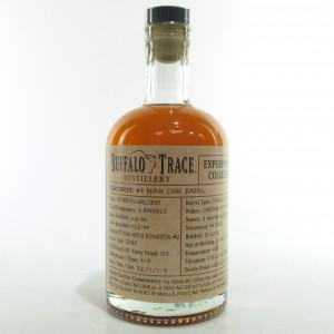 Buffalo Trace 1997 Experimental Collection 15 Year Old 37.5cl / #7 Heavy Char Barrel