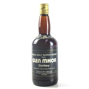 Glen Mhor 1965 Cadenhead's 20 Year Old