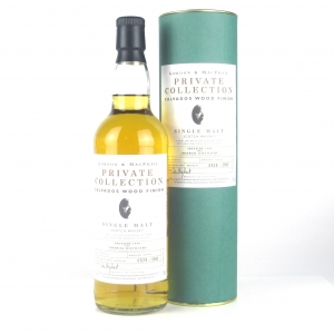 Imperial 1990 Gordon and MacPhail Calvados Wood Finish