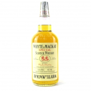 Whyte and Mackay Special 1.13 Litres 1980s