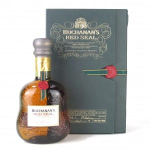 Buchanan's Red Seal 75cl