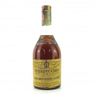 Branca Stravecchio Brandy 1970s