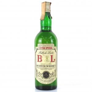 Bulloch Lade's Gold Label 1970's / Claretta Import