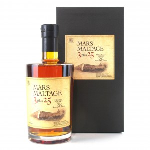 Mars Maltage 3 Plus 25 Pure Malt 28 Year Old