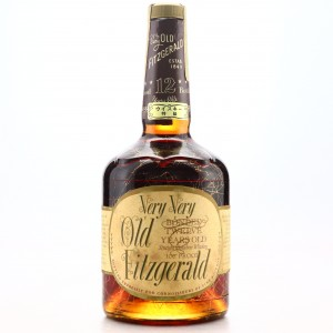 Very Very Old Fitzgerald 12 Year Old Bottled in Bond 100 Proof 1986 / Stitzel-Weller
