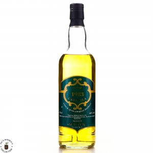Caol Ila 1983 Moon Import / Crest Label