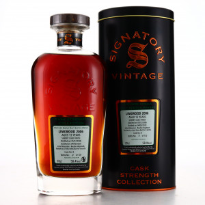 Linkwood 2006 Signatory Vintage 13 Year Old Cask Strength