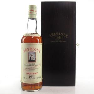 Aberlour 1964 25 Year Old