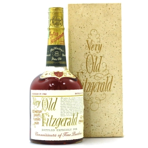 Old Fitzgerald 1962 Bonded 8 Year Old / Stitzel-Weller