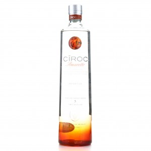 Ciroc Amaretto Vodka 1 Litre