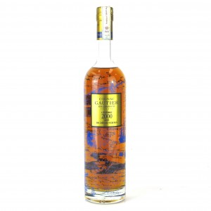Cognac Gautier Fine Champagne Reserve 2000 Years of Discovery