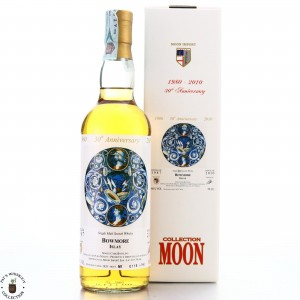 Bowmore 1987 Moon Import 30th Anniversary