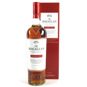 Macallan Classic Cut 2017 Release / US Import