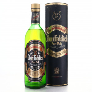 Glenfiddich Pure Malt 1980s