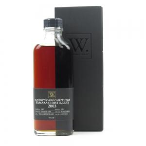 Yamazaki 2003 Whisky Shop. Single Cask 19cl / Bota Corta Cask