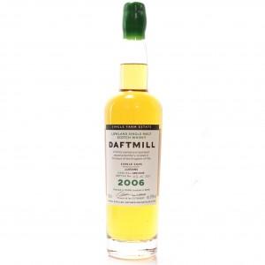 Daftmill 2006 Single Bourbon Cask #89 / Luvians