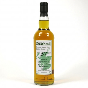Strathmill 1974 Whisky Broker 37 Year Old Front