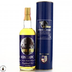 Highland Park 1980 Moon Import 20th Anniversary