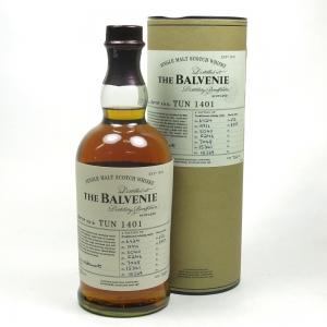 Balvenie Tun 1401 Batch #6 (US Import) 75cl