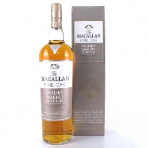 Macallan Fine Oak Masters' Edition 1 Litre