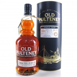 Old Pulteney 2004 Single Sherry Cask #128 / TWE Exclusive