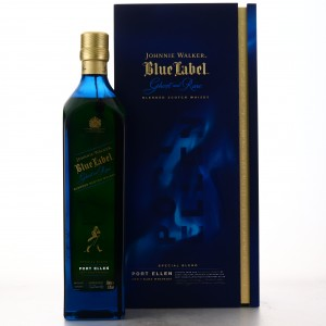 Johnnie Walker Blue Label Ghost and Rare 2nd Edition​ / Port Ellen