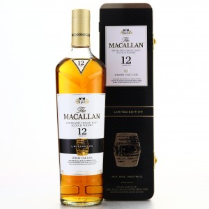 Macallan 12 Year Old Sherry Oak Limited Edition