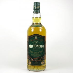 Miltonduff 12 Year Old 1 Litre