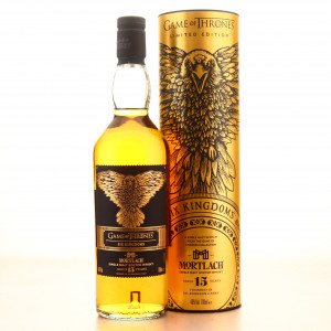Mortlach 15 Year Old Game of Thrones / Six Kingdoms