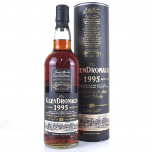 Glendronach 1995 Cask Strength 19 Year Old