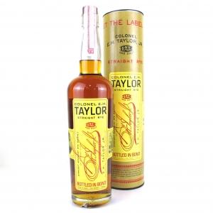 Colonel E.H Taylor Straight Rye