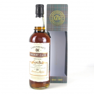Glenrothes 1997 Cadenhead's 19 Year Old / Sherry Cask