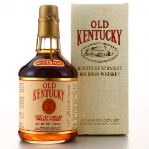 Old Kentucky No.88 Brand 13 Year Old Straight Bourbon