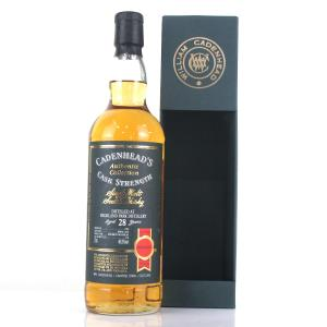 Highland Park 1989 Cadenhead's 28 Year Old