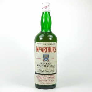 MacArthur's Select Blend 1970s