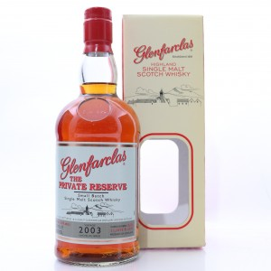 Glenfarclas 2003 The Private Reserve