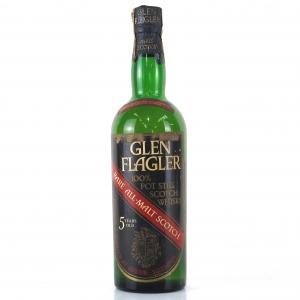 Glen Flagler 5 Year Old 1960s