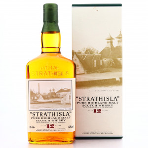 Strathisla 12 Year Old early 2000s